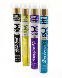 Oral Sprays